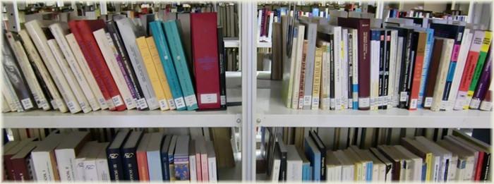 Biblioteca de la Facultade de Filoloxía e Tradución